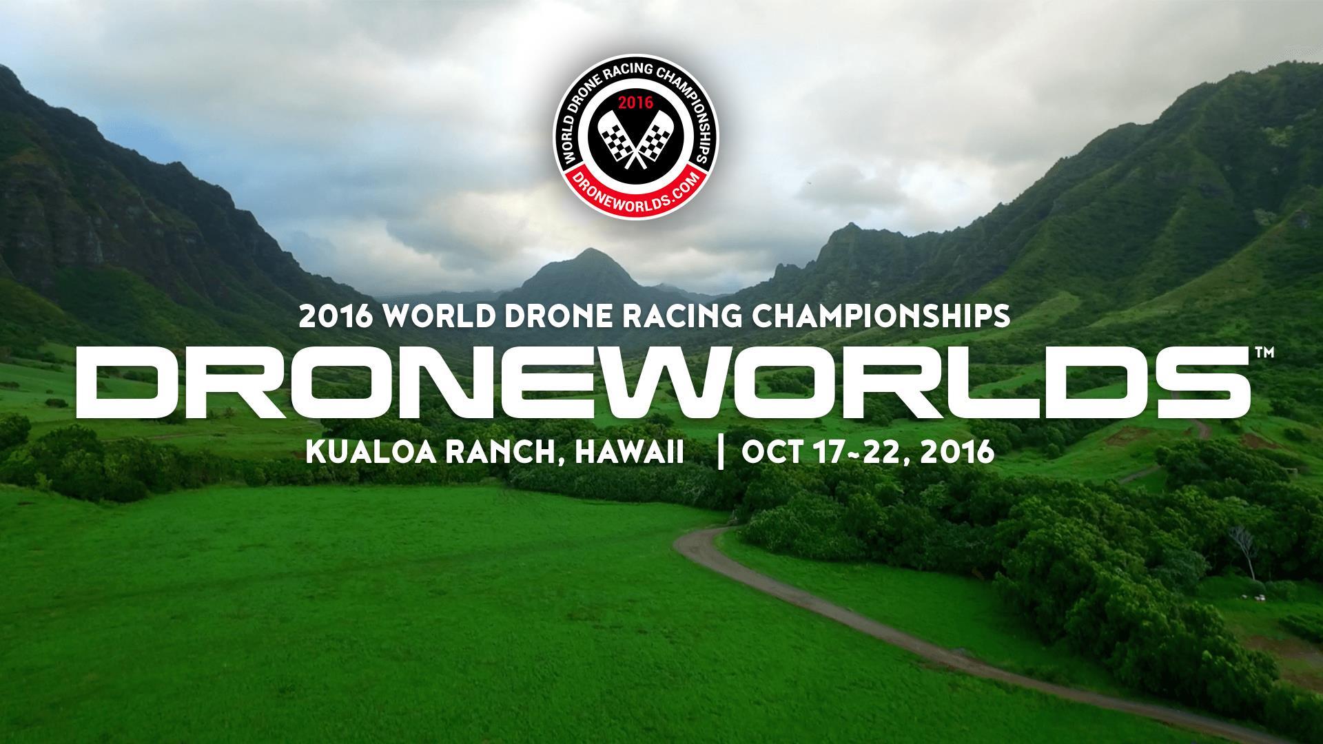 Drone Worlds 2016